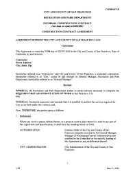 Example Of An Agreement Informal Contract Sample Fill Online Printable Fillable