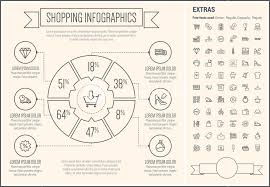 Credit Card Templates For Sale Shopping Infographic Template And Elements The Template Includes