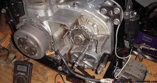 xs650 banshee charging system swap xs650 chopper