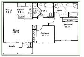 3 bedroom 2 bath house plans. Shining Inspiration 3 Bedroom 2 Bath House Plans 15 On Modern Decor Ideas A