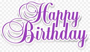 Birthday Happiness Clip Art Happy Birthday Png Download 8000