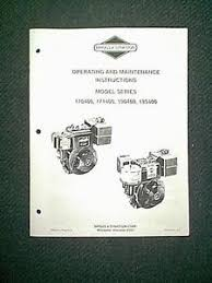 briggs amp stratton engine model series 170400 171400 190400 image is loading briggs amp stratton engine model series 170400 171400