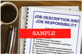 Bank Manager Job Description A Job Description Example Of A Bank Manager Anil