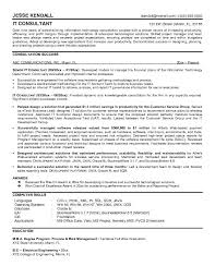 Resume Sample Best Management Consultant Resume Sample Sample