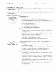 Microsoft Word 2007 Resume Template Simple Template Design