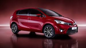 Toyota Subtly Updates Avensis, Auris, Yaris and Verso For the 2017 ...