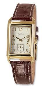 men s vintage style watch berkshire gold tone dress watch berkshire gold tone dress watch