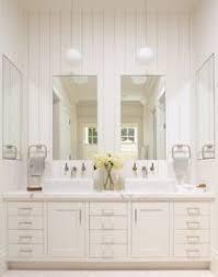 bathroom vanity pendant lighting. Marble Topped Vanity And Recessed Medicine Cabinets Plus Modern Pendants Lighting Provide Additional Light Painted Bathroom Pendant A