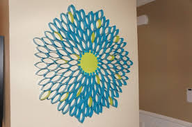... Recycled Wall Decorating Ideas Wall Decor From Recycled Toilet Paper  Rolls ...