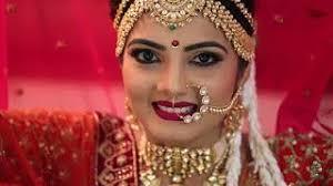 bridal makeup hairstyle shoot