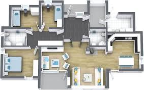2d interior design. Interesting Interior RoomSketcherInteriorDesign3DFloorPlanBottomGallery With 2d Interior Design E