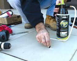stickit for loose and broken tile repair