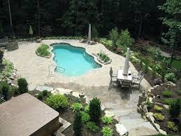 inground swim spa popular swim spa regarding beautiful above ground swimming pool traditional plan in