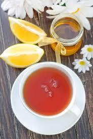 Abnehmen mit zitrone und honig