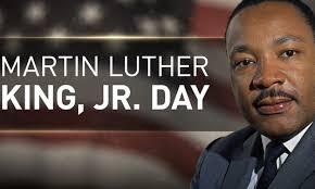 Resultado de imagen para MLK Day