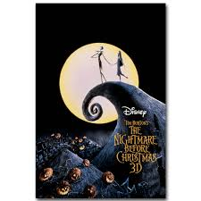 Nightmare Before Christmas Bedroom Decor Cartoon Christmas Pictures Promotion Shop For Promotional Cartoon