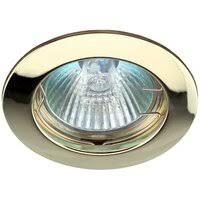 «<b>Встраиваемый светильник ЭРА</b> Литой KL1 GD» — Результаты ...