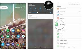 How to enable lock screen notifications ...