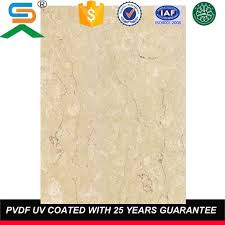 exterior weatherproof marble finish decorative wall board