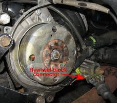piaggio no spark cdi testing blog pedparts uk if you still get a bad reading from between the red wire here and earth then the pickup is faulty and the piaggio stator and pickup assembly will need to be