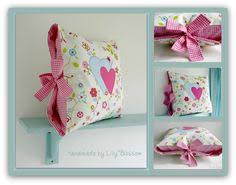 cute pillow cases. just made today, the tie on a pillowcase! great idea! one more way cute pillow cases n