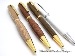 Wood Pen Designs Handmade Pens Offer More Variety Pen Design Fancy Pens