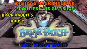 briar patch gift at walt disney world s magic kingdom