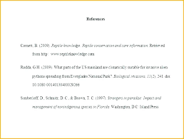 Reference Pages For Resume Resume References Template List Of Work Format Available