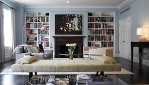 These 40 BuiltIn Shelves Will Revitalize Alot Of Space Around The House Best Bookshelves Living Room Model