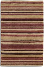 regatta rugs and runners reg06 red brown