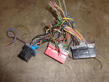 buick reatta engine computers bcm pcm computer module wire harness buick reatta 88 89