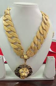 gm designer gold chain