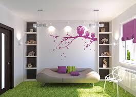 Purple Bedroom Decor Girls Bedroom Cozy Purple Girl Bedroom Design And Decoration