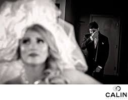 one king west wedding emotional first look