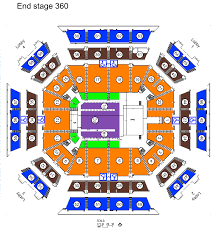 Seating Charts Extramile Arena Official Site