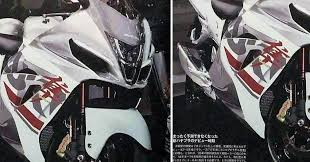 2018 suzuki hayabusa colors. delighful suzuki this could be the nextgen 2018 suzuki hayabusa for suzuki hayabusa colors i