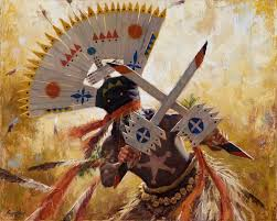 spotlight on james ayers painter of native american cultures