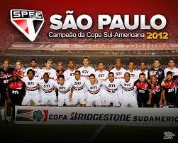 SPFC - Campeão da Copa Sul-Americana 2012 - Meu Soberano SPFC