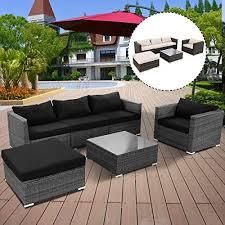 check this tangkula patio furniture set