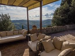 Holiday Rental Il Poggio Located In Pari Tuscany Italy