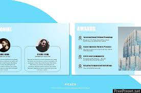 Architectural Powerpoint Template Picazo Architecture Powerpoint Template Pptx