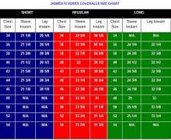 Apfu Size Chart Navy Uniforms Navy Uniform Sizing Chart