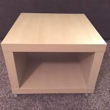 Storage Cube Coffee Table Inspirational Find More Ikea Lack Side Table  Storage Cube Casters For Sale ...