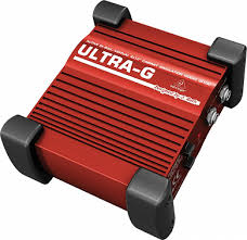 Купить DI-<b>БОКС BEHRINGER GI100 ULTRA</b>-<b>G</b> с бесплатной ...