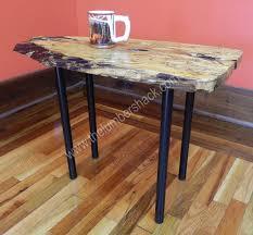 glossy black metal table legs 1 png