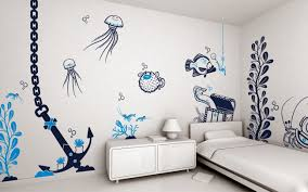 Small Picture Interior Wall Painting Designs Home Interior Design