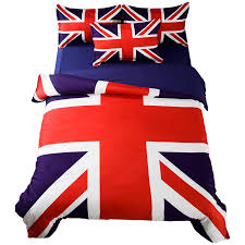 british union jack usa american flags bedding set twin queen king size duvet cover bed sheets pillowcase duvet sheets duvet protectors from plumer