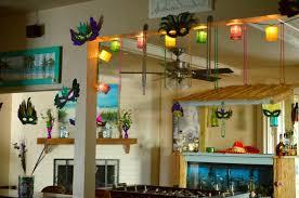 diy mardi gras home decor with oriental trading company