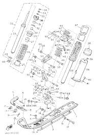 1986 yamaha srv sr540k ski parts best oem ski parts diagram for 1986 srv sr540k motorcycles