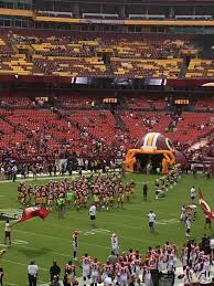 Photos At Fedex Field For Fedex Field Seating Chart U2